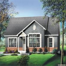 luxury prefab house building beautiful light steel villa with high quality, modern fashionable design
