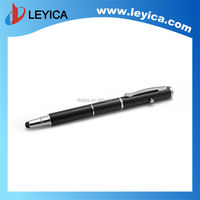 Engraved executive pen, metal ball point pen with laser pointer as gift - LY-S023