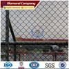 Hot sale PVC coated Green Chain Link Fence prices