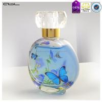 2015 hot sale blue lady perfume