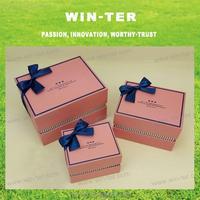 WT-PBX-1611-2 Engagement paper gift box packaging box