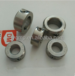 Full size standard inch set screw shaft collar bearing accessory flexible shaft coupling