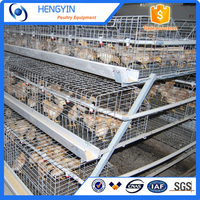 poultry equipment chicken layer cages/chicken cage for growing broiler