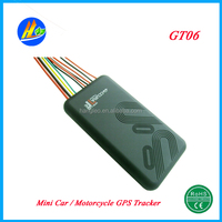 Long battery life GSM/GPRS/GPS vehicle tracker buit-in GSM antenna gps tracker with free car tracking system