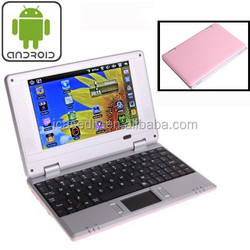 EPC 701 7.0 inch Android 2.2 Version Notebook Computer with WIFI