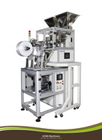 Automatic pyramid small tea bag packing machine price