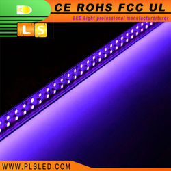 High quality good price led purple light uv flashlight , uv light tube , uv light kill bacteria
