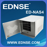 ED-NAS4 4 Bay Hot Swap NAS Case for Personal Cloud Storage