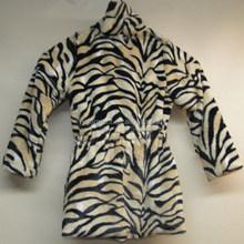 fashion Europe style fashion PV plush coat ,children warm coat