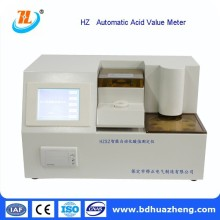 HZSZ-1 transformer oil acid value analyzer