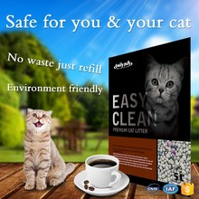 2015 China Manufacturer Health Cleaning Cat Sand