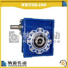 Worm Gear square output flange Speed Reducer,mini gear reducer,small worm gear reducer