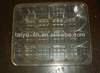 clear fruit blister packing tray