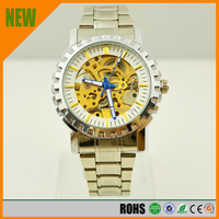 Hot watches, fashion personality gear shape, automatic mechanical watches men