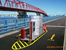 automatic car/auto access parking lot control