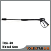 3200psi 5.5 GPM 140 degrees F High Pressure Washing Gun and Extension Wand