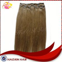 Best Selling Natural Wave Clip In Hair Extensions