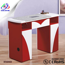2015 nail manicure table nail table draft fan salon nail technician tables for sale