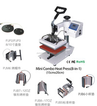 high pressure heat press A Sublimasyon makinesi
