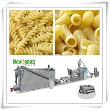 Alta calidad completa automática italiano macarrones fabricación de la pasta de máquinas / maquinaria / italia / más populares en el mercado