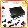 Smart Phone GSM GPS Car Alarm with GPS tracking system FM6603