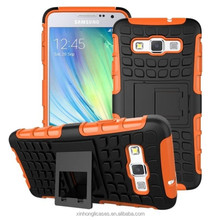 High Quality Mobile Phone Shockproof Hybrid Case For Samsung Galaxy A3