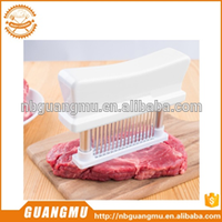 meat grinders kitchen machine manual mechanical aluminum steak hammer meat grinder tenderizer made in China
