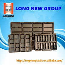 E high quality Hot chocolate plastic box blister packaging tray