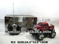 1:16 Scale 4-CH Radio Control Truck, RC Car, RC Model Car