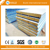 China factory pu sandwich panel price for wall roof ceiling in cold room for modular house or container home