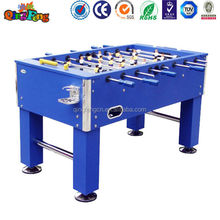 Happy modern indoor sport machine Table football 9 in 1 Coin operated table football