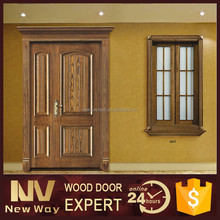 mother mom and son main entry china imported composite wood door model