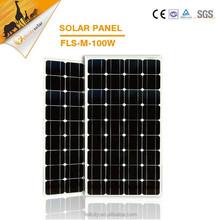 2015 hot sale mono 100w suntech china pv solar panel price