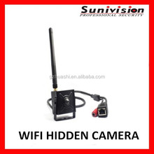 home and shop use network cctv mini hidden camera