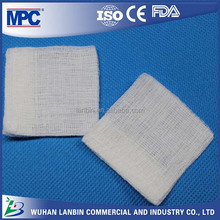 Sterile Swab Gauze roll piece in 5/8/12 ply with 17 thread with Wound Care Dressing Pack