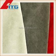 "COTTON ELASTIC CORDUROY 34W 60X60+40D/86X200 56/8"" corduroy fabric"