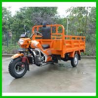 Cargo Motor Tricycle / Racing Three Wheel Motorcycle in Africa
