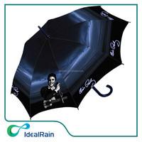 New fancy design the hillbilly cat photo print umbrellas