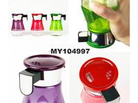 Condiment bottle cute kitchen ware mini sauce pots