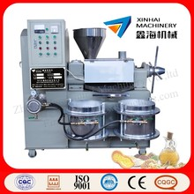 CE & ISO approved automatic oil press machine/oil expeller