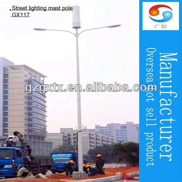 cantiere palo della luce torre di luce palo palo della lampada paesaggio illuminazione lampione torre produttori di porcellana