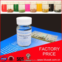 BWD-01 Water Decoloring Agent Export to America
