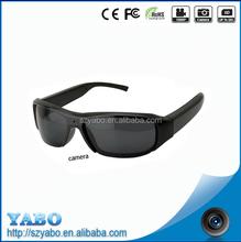 High Quality 1080p World Smallest Hidden Video Camera Sunglasses for men