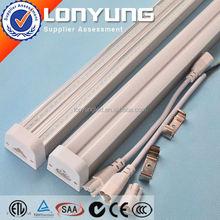 Linear T5 LED Integrative Double Tube 1-8ft 8-60w t5 atomizer e cigarette ETL DLC TUV SAA