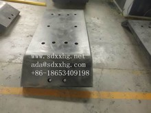 biack color edge and corner UHMWPE facing pad /marine fender/sliding pad