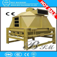 BSM series long service life and simple structure and strong construction counterflow pellet cooling cooler machine