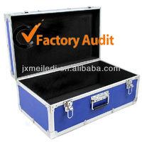 Military Industry Enlarge Box Aluminium Tool Case With Locks MLD-AC213