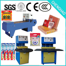 Semi Automatic Blister Packing Machine with special security protection, customize molds is approved