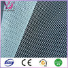 50D Polyester warp knit square net fabric for composite pvc materail