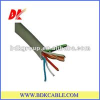 control cable , free packing design,6 cores , solid copper conductor,CE certificate
